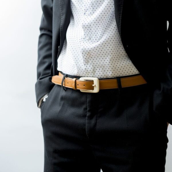 Men's Belt SMILE 301