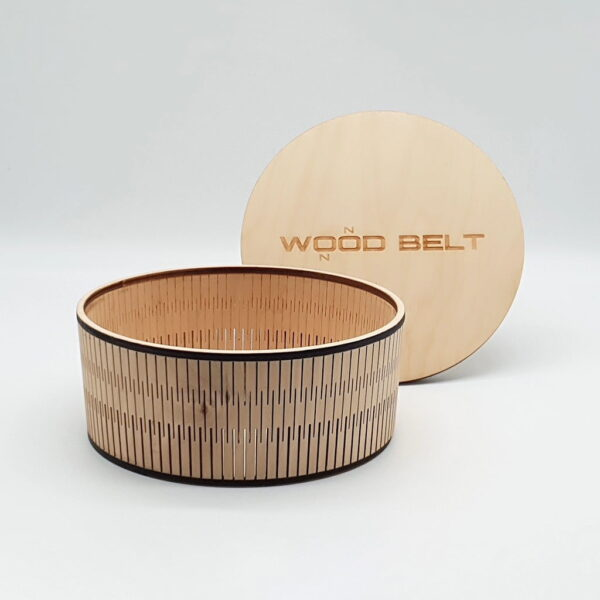 "Wooden Gift box ""WOOD BELT"""