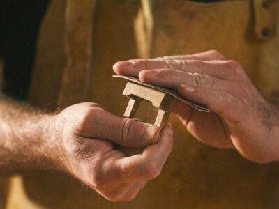 Wood Belt CRAFTMANSHIP