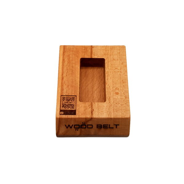 Table belt stand – beech